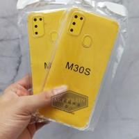 Case Samsung Galaxy M30S Anti Crack Case Casing / Anticrack softcase