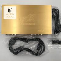 Processor Audio Mobil Vox Research VXP 8 Gold 8 Channel 10 Band