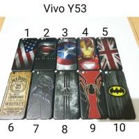 Hardcase Vivo Y53 lus back Hard Case Casing Hardcase Vivo Y53 2017