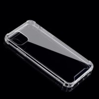 Anti Crack Iphone 11 Anticrack Case Fuze Casing Anti Pecah Bening
