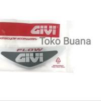 Logo Box motor Givi E35 flow E350 Logo Flow Givi Original