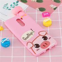 XiaoMi PocoPhone F1 Case 3D Cute Cartoon Soft TPU Silicone Phone Back
