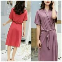 Size (XXL) Kimono - Piyama Dress - Baju Tidur Murah Lingerie Sexy -18