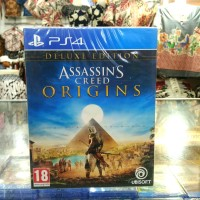ASSASINS CREED ORIGINS DELUXE EDITIONS