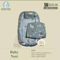 Kuma Kuma Baby Nest Set Kasur Bayi/ Kasur Bayi