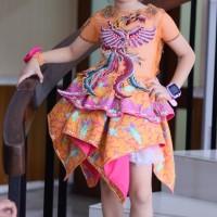 Baju Pesta Anak fashion show