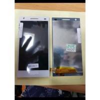 murah LCD 1SET FOR OPPO U705 OPPO FIND WAY ORIGINAL WHITE