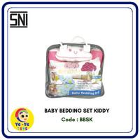 Badcover Bayi/Badcover Set Kiddy/Baby Bedding Set Kiddy