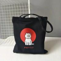 Totebag / Totebag Murah / Tas Kanvas / Shopbag Murah