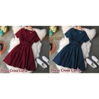 Baju Dress KOREA CARLA Twiscone 100x90 cm New