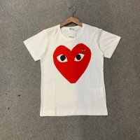 kaos / t-shirt Play cdg #premium