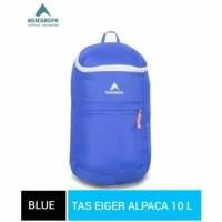 TAS RANSEL EIGER ALPACA LITE DAYPACK 10L -BLUE