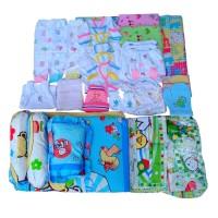 PAKET KOMPLIT BAYI BARU LAHIR | paket perlengkapan & persiapan bayi
