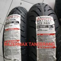 Ban Battlax SC2 Rain XMAX FORZA 120/70-15 + 160/60-14
