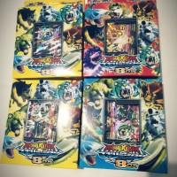 kartu animal kaiser DX evolution vol 9 terbaru vol terakhir / final