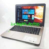 Laptop ASUS X441UB|Intel Corei3 7020|Ram 4Gb|HDD 1Tb| Nvidia 2GB|Win10