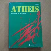 Novel Roman Atheis - Achdiat K. Mihardja