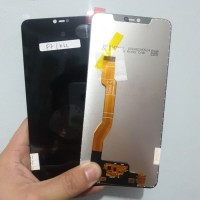 LCD 1 SET OPPO F7 OPPO F7 PRO ORIGINAL/ BISA KONTRAS - BLACK
