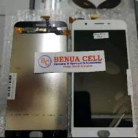 LCD 1 SET OPPO F1S OPPO A59 OPPP A59T ORIGINAL WHITE