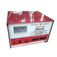 STAVOL STABILIZER MATSUNAGA 500 WATT SVC-500N