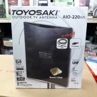 antena digital indoor outdoor toyosaki aio220