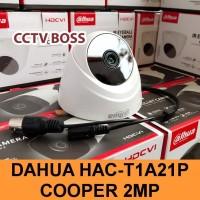 DAHUA DH-HAC-T1A21P 2MP 1080P COOPER SERIES KAMERA CCTV INDOOR