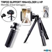 Tripod Support 4 Level Mini Tongsis Stabilizer Phone Smartphone Camera