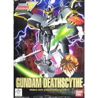 Bandai WF-03 1/144 Gundam Deathcythe with Figure