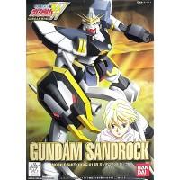 Bandai WF-05 1/144 Gundam Sandrock with Figure