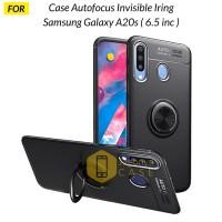 Case Samsung Galaxy A20s Autofocus Invisible Iring Soft Case