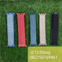 Strap Apple Wach 44mm Nylon Woven Strap Band
