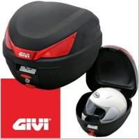 Box Givi B 27 N . Box Motor murah . Box Givi 27 Liter