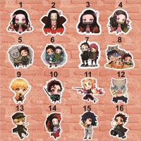 pop socket anime kimetsu no yaiba / nezuko / tanjiro