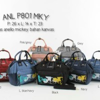 Ransel / Tas annelo Mickey Mouse Size S