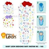 Bedong Bayi Instan KATUN BABY LEON BC-105