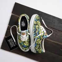 Sepatu TOY STORY x Vans Era Aliens True White BNIB Original Premium