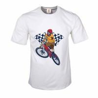 Baju Kaos Tshirt Distro Bmx Kualitas Premium Termurah