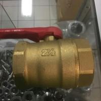 ball valve kitz kuningan 21/2