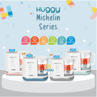 Oonew Baby Pure Puree Food Processor 6in1 Steamer Blender Mpasi Bayi