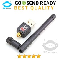 USB WiFi 150Mbps Antena Wireless Adapter Dongle 802.11n High Quality