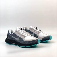 Sepatu Pria Nike Pegasus 35 Shield Gray White Black Mint Like Original
