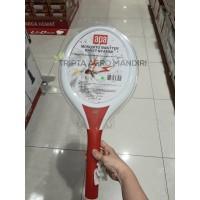 Raket Nyamuk Batere / Mosquito Swatter Merah Merk APA KRISBOW