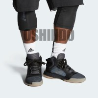 Sepatu Basket Adidas Original Basketball Marquee Boost Hitam