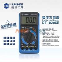 SHUNSHINE MULTIMETER / MULTITESTER / AVOMETER DIGITAL (DT-9205E)
