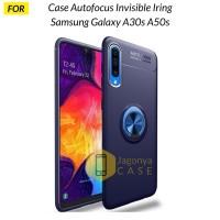 Case Samsung Galaxy A30s A50s Autofocus Invisible Iring Soft Case