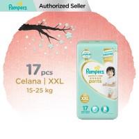 Pampers Popok Bayi Perekat Premium Care XXL-17 (15-25 kg)