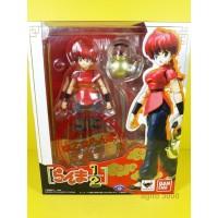 Action Figure Ranma 1/2 Saotome Ranma S H Figuarts Girl type ORI