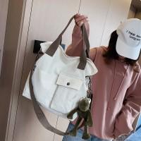 Tote Bag Kanvas Tas Batam BJ3185 Tas Tenteng Selempang Wanita Fashion
