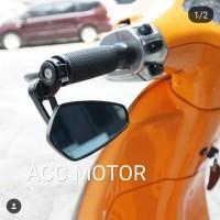 SPION BAR END MOTORCYCLE CBR CB150 VIXION VESPA XABRE MIO BEAT VARIO