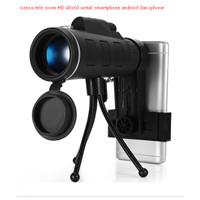 Lensa tele zoom HD 40x60 untuk smartphone android dan iphone